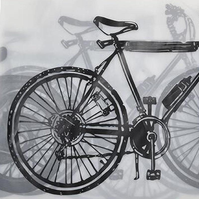 WATERPROOF SINGLE BIKE BICYCLE CYCLE SCOOTER RAIN DUST COVER GARAGE PROTECTOR