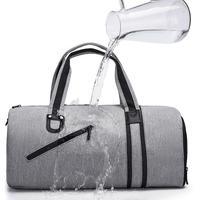 35L Dry Wet Separation Fitness Training Gym Bag 35L Travel Waterproof Shoulder Pack Bag Sport Handbag For Men Women