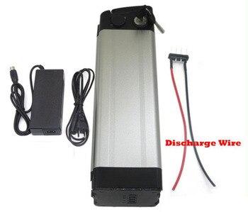 Электрический велосипед батарея 36В 12Ач батарея 500 Вт 36В 12Ач пакет с 42 в 2A зарядное устройство и 15А BMS нижний разряд
