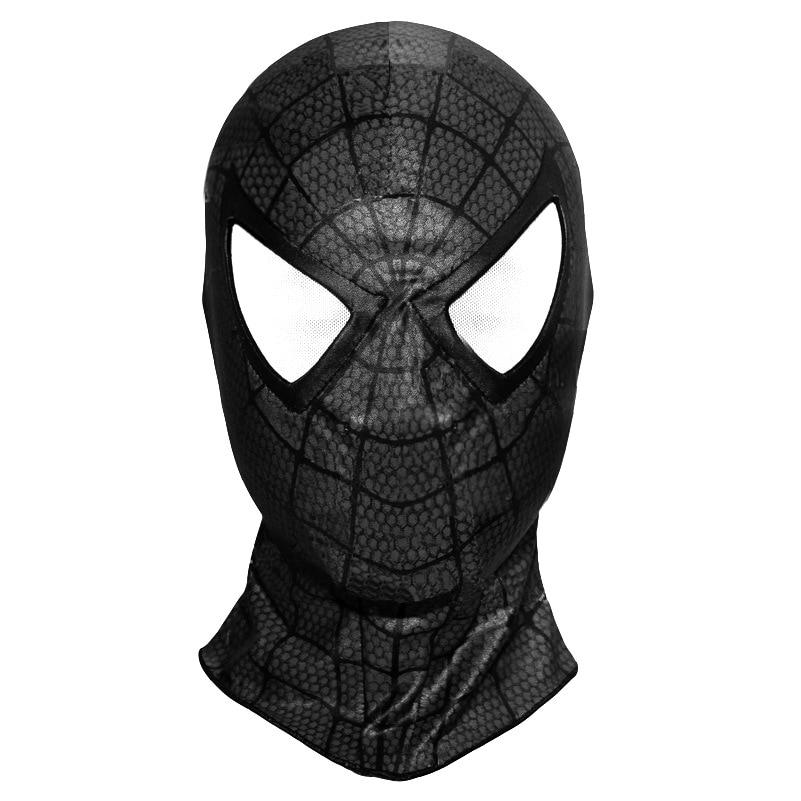 Resin Venom Mask Spiderman Face The Amazing Spider Man Mask Edward Brock Cosplay