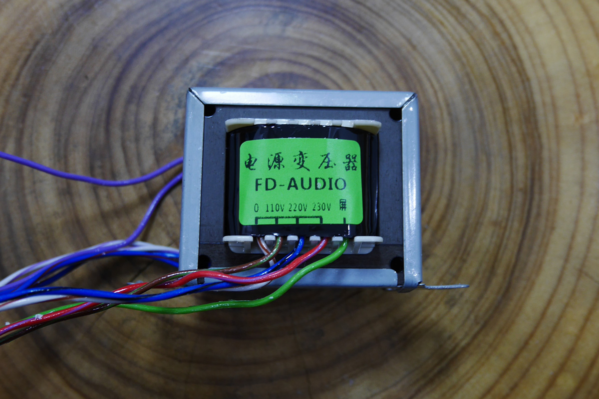 customs EI Z11 audio transformer 35W Secondary 7V 14V for AD1865 r2r DAC-in Amplifier from Consumer Electronics    2