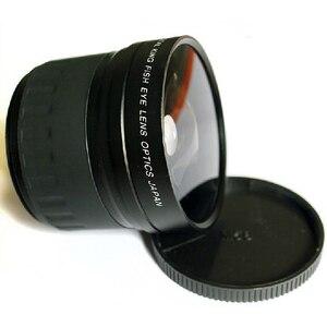 Image 4 - 52 millimetri 0.21X Fisheye Grandangolare Obiettivo Macro Per Nikon Canon Digital DSLR Della Macchina Fotografica