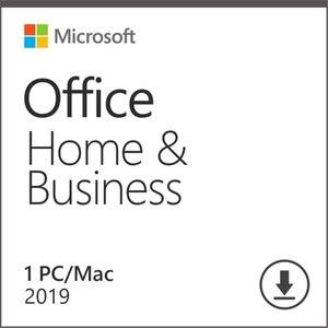 Image 5 - مايكروسوفت أوفيس هوم آند بيزنس 2019 رمز مفتاح المنتج 1 ترخيص المستخدم التجزئة محاصر متوافق مع ماك ويندوز