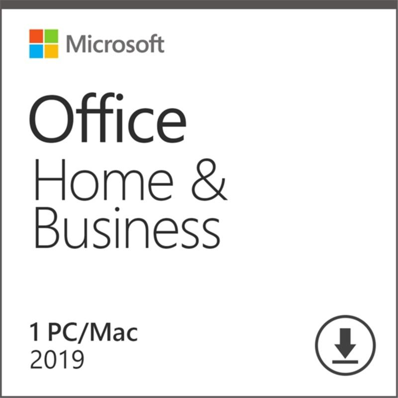 Image 5 - Microsoft Office для дома и бизнеса 2019 код ключа продукта 1 пользовательская лицензия Розничная торговля в коробке совместима с Mac Windows-in Офисное ПО from Компьютер и офис on AliExpress - 11.11_Double 11_Singles' Day