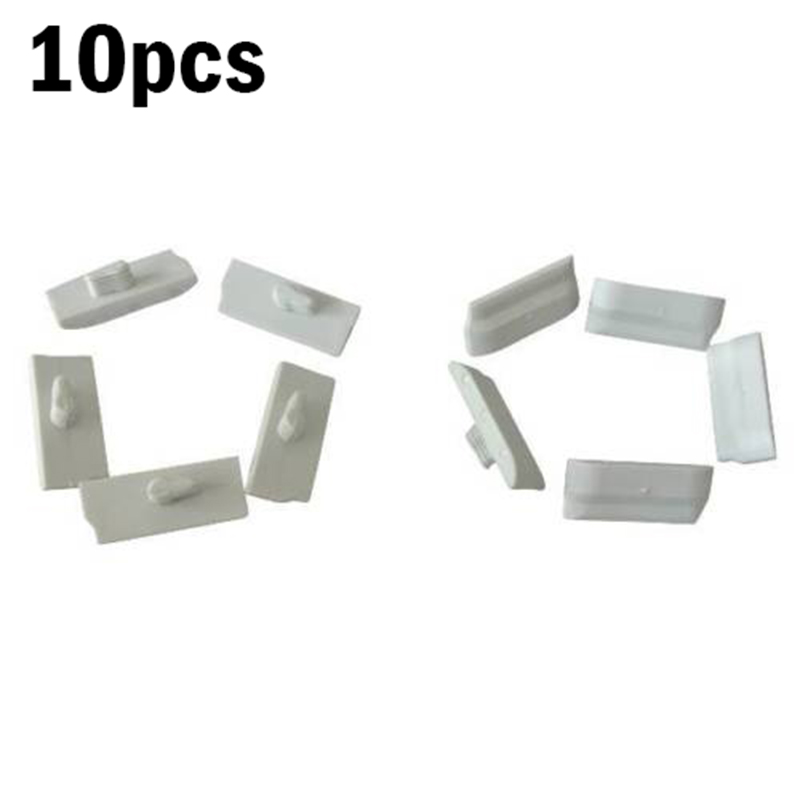10pcs Chain Guide Bumpers Strips For STIHL MS361 MS440 MS460 MS640 <font><b>MS660</b></font> 380 390 Chainsaw <font><b>Parts</b></font> Replacement Garden Tool <font><b>Parts</b></font> image