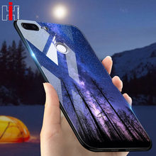 Funda de cristal templado para Huawei Honor 9 Lite 10 Play Star para Huawei P Smart p20 Lite Pro Nova 3(China)