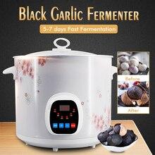 2019 New 90W 6L Automatic Black Garlic Fermenter Household DIY Zymolysis Pot Maker 220V Yogurt Black Garlic Fermenting Machine