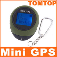 Mini GPS Navigation tourist Compass Keychain PG03 GPRS USB Guide Rechargeable Location Tracker For Hiking Climbing