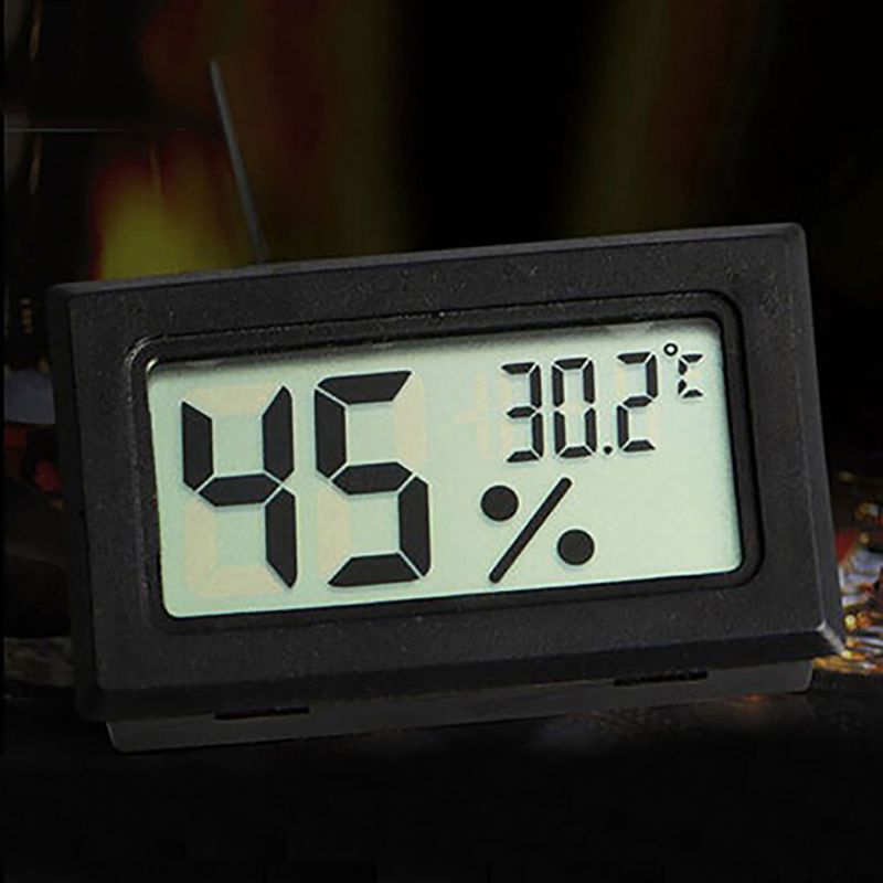 Hot New Electronic Household Products 1 PCE Products Digital Thermometer And Hygrometer Weather Station Easy To Carry