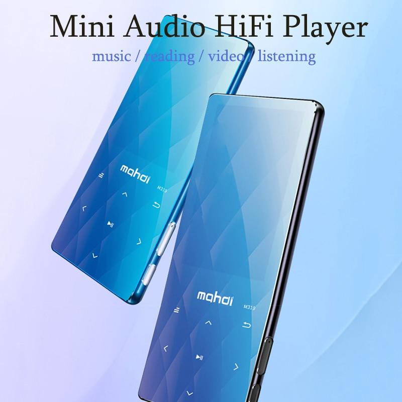 Unterhaltungselektronik Mahdi 8g 16g 2,4 Zoll Mini Bluetooth Mp3 Player Verlustfreie Hifi Musik Tragbare Audio Lautsprecher Fm Radio Mit E-book VerrüCkter Preis Hifi-player