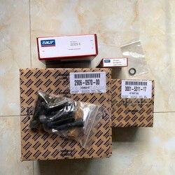 Genuino di trasporto libero air end rebuidling kit di revisione gear box kit 2906097000 (2906-0970-00) per AC GA90-160 del compressore a vite