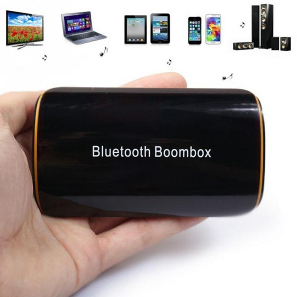 Unterhaltungselektronik Erfinderisch Drahtlose Bluetooth Boombox V4.1 Edr 3,5mm Aux Bluetooth Audio Receiver Stereo Hifi Musik Adapter Für Ios Android Telefon Tragbares Audio & Video