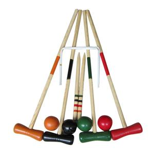 Croquet Set For 2-6 Players Ma