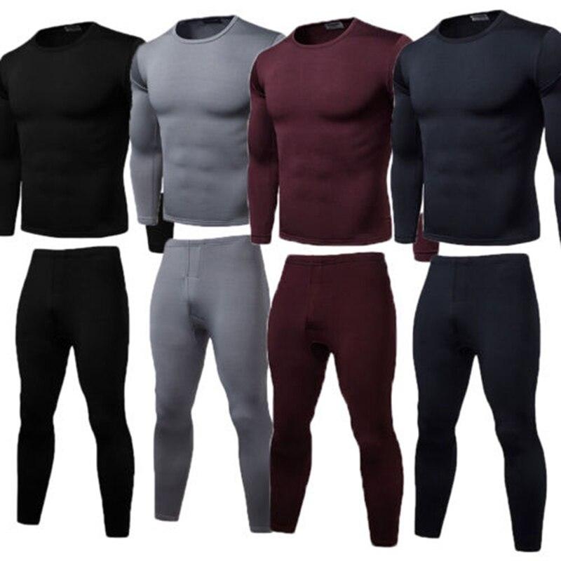 Para niños ropa interior térmica largo Johns térmica T camisa chaleco Pantalones