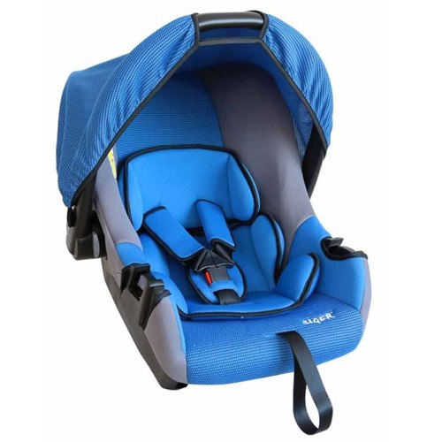 Car Seat SIGER Эгида Luxury, blue 0-13 kg, 0-1,5 years old car seat siger art диона alphabet 0 7 years old 0 25 kg group 0 1 2 kres0467