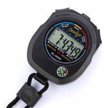 New Digital Sports Stopwatch Counter Timer Handheld Sports Stopwatch with Strap