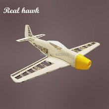 RC самолеты, лазерная резка, деревянный набор, размах крыльев 1000 мм, новый P51 каркас без покрытия, модель, строительный комплект, модель самоле...