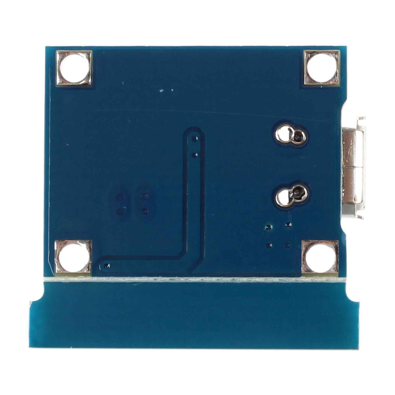 Micro-USB 1A li-ion 18650 شاحن بطارية ليثيوم شحن TP4056 وحدة المجلس