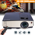 3600 Lumens A3+AB Projector 1080P Full HD LCD Wifi Home Theater Cinema 72W LED Android 4.4 Bluetooth Multimedia Beamer