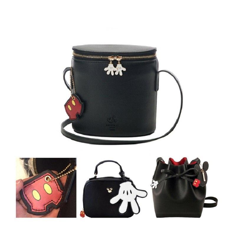236122913 Bonito Dos Desenhos Animados Mickey Mouse Minnie Mochila De Pelúcia Macia  bolsa de Ombro Mulheres Bolsa Crianças Mochilas Escolares Meninas Presentes  de ...