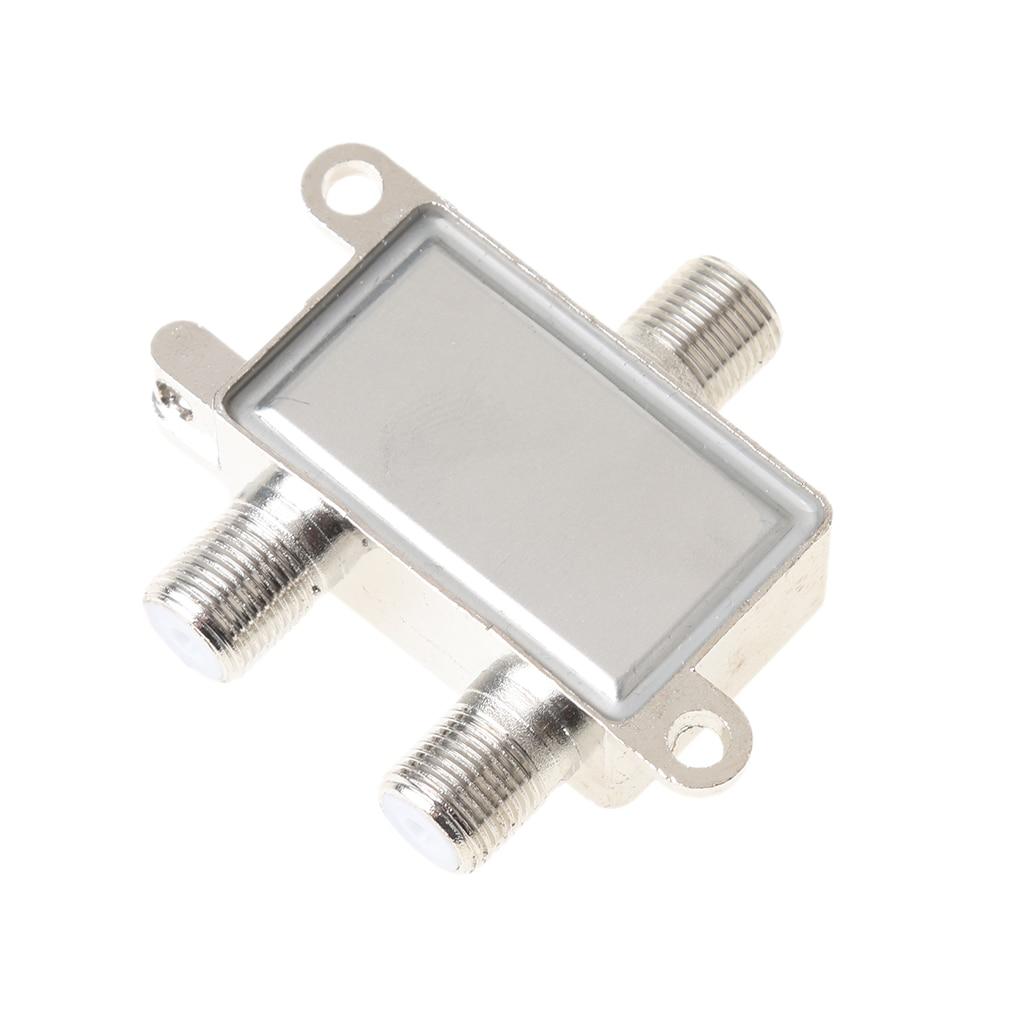 Bifurcador de Antena de 2 v/ías Paquete de 2