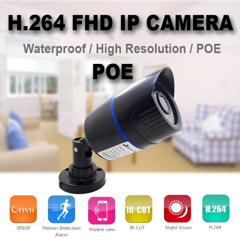 JIENUO Ip Camera 720 P 960 P 1080 P HD POE Cctv Video Surveillance IPCam Infrarood Home Outdoor Waterdichte netwerk 2MP Cam