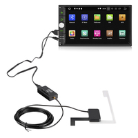 BOX5 Universal DAB+ Receiver with 3M Antenna Stereo Output for Android Auto Player Car Home Audio System