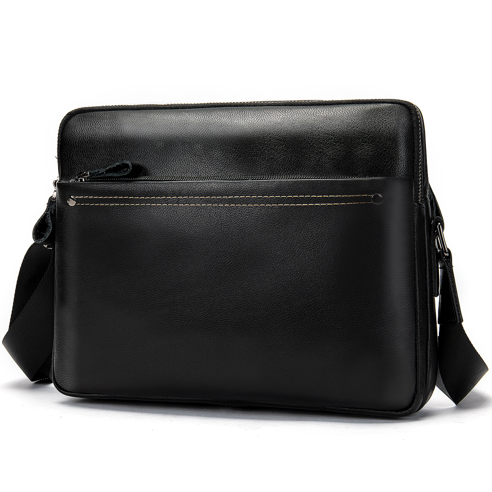 High Quality Messenger Bag Top Layer Cowhide Men s Shoulder Bags Casual Crossbody Bag Business Men