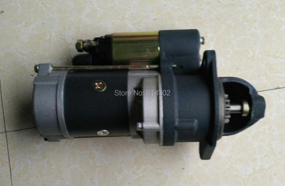 QDJ1409D стартер двигателя для weifang K/ZH4102D/ZD K/ZH4102P/ZP/C серии запчасти для дизельного двигателя weifang запчасти дизельного генератора