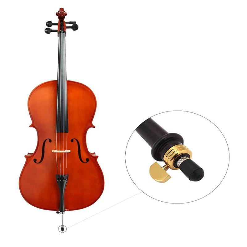 4pcs Rubber Cello Feet Support Stop Holder Non-slip Pad Mat For Musical Instrument Double Bass Accessaries Parts Kit