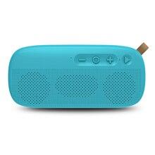 NewRixing NR-4012 водостойкий беспроводной Bluetooth стереоколонка плеер AUX аудио вход