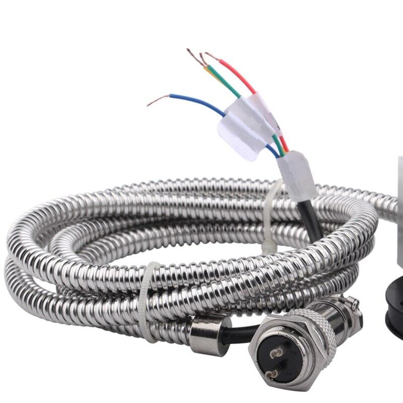 Hohe Präzision Automatische Werkzeug Sensor Cnc Z Achse Werkzeug Presse Sensor Werkzeug Einstellung Gauge Gravur Maschine Zubehör cnc router