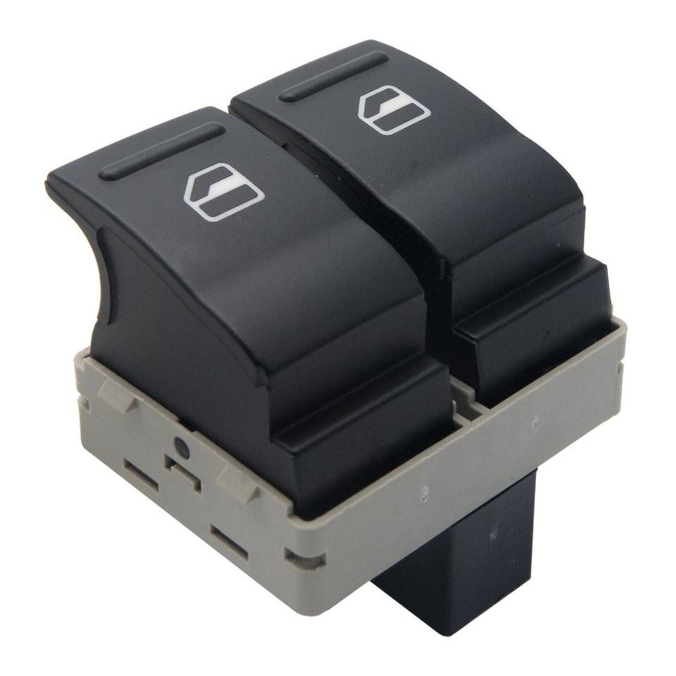 Conmutador de ventana eléctrica Lado del conductor se ajusta VW Transporter 2005-2014 7E0959855A