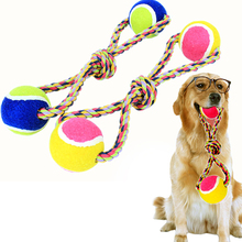 Pet Chew Toy Molar Tooth Bite Rope Dog Toys For Large Golden Retriever Big Knot Ball