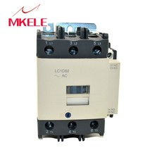 80 amp LC1-D80 M7C electromagnetic contactor 220V single phase contactor price with 85% silver contacts with high quality