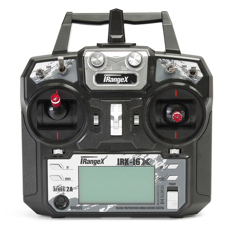 Eachine Wizard X220S F4 5.8G 72CH 30A Dshot600 800TVL Flysky FS-i6X Transmitter w/ A8S Receiver RTF  FPV Racer RC Drone 3