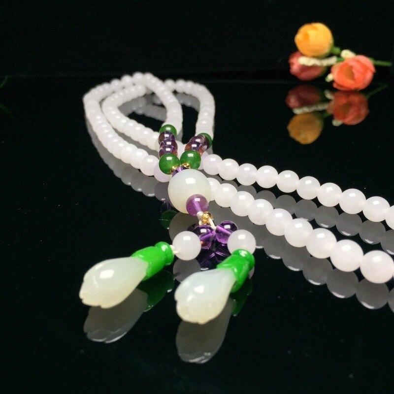 Ожерелье чокер, ожерелье с подвеской в виде цветов магнолии, 7 мм, браслет с кольцом, 2020