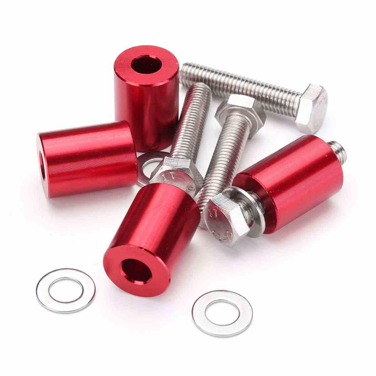 1 ''8 мм заготовка вентиляция в капоте Spacer подъемный комплект для Автомобильный двигатель Turbo для двигателя, для замены для Audi/BMW/Mercedes-Benz