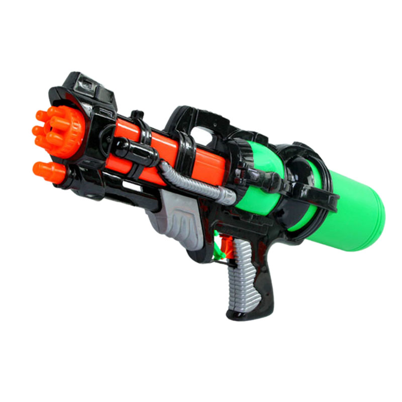 Children'S Water Sprinklers Gun Summer Children'S Wrist Water Jets Beach Toys Plastic Sprinklers(China)