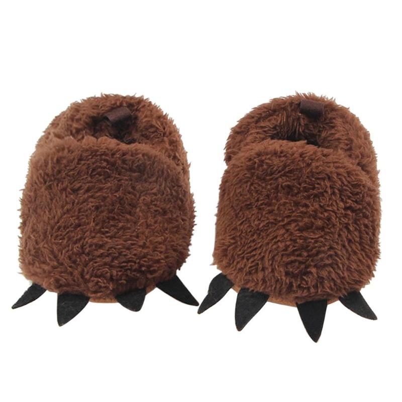 9968062f16504 Winter Cute Boots Warm Baby Boots Monster Claw Baby Moccasins Shoes Baby  Boots Newborn Infant Indoor Shoes Kids Socks -in Socks from Mother & Kids  on ...