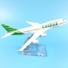Terbang Mainan Citilink Pesawat