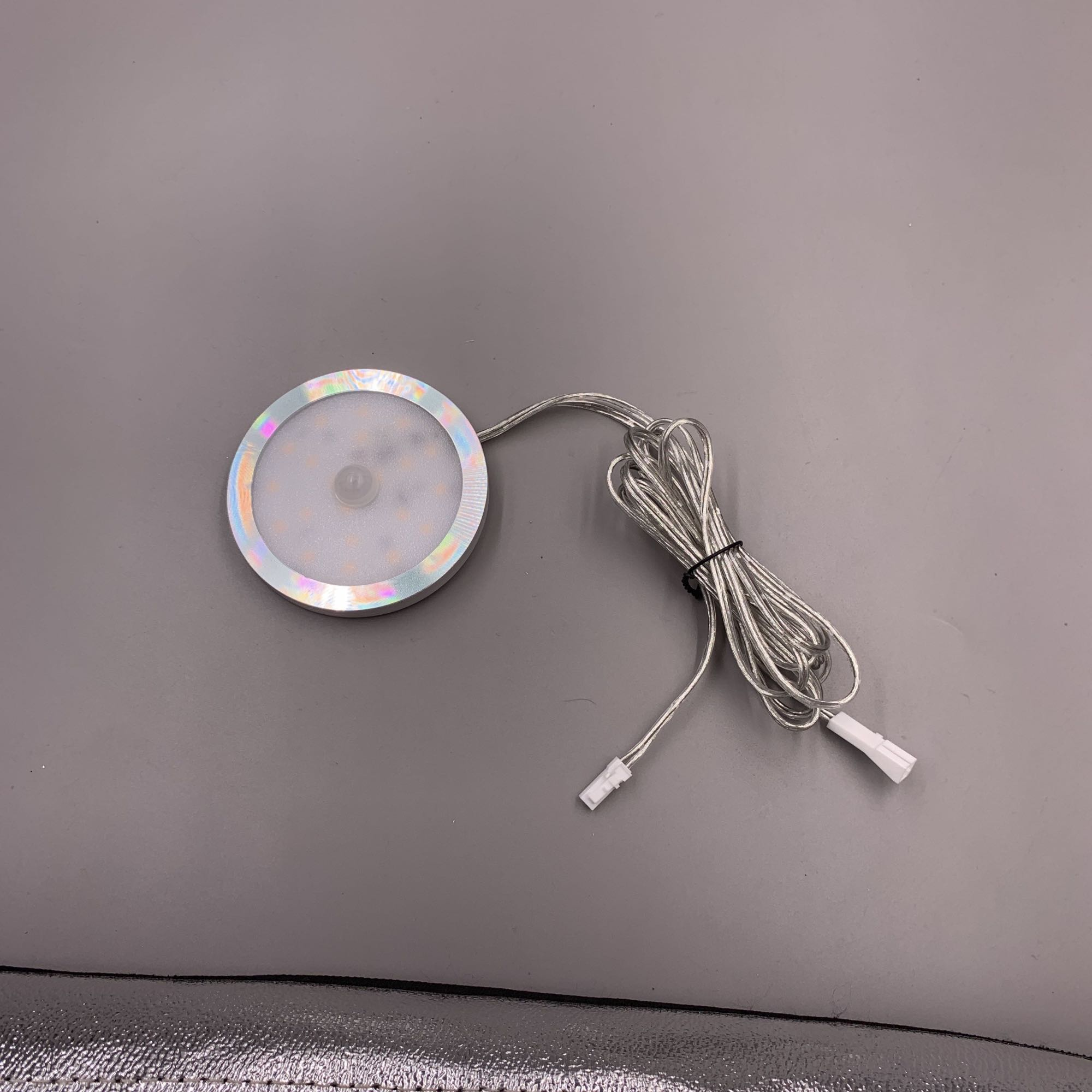 5pcs/lot Human motion Round cabinet lights