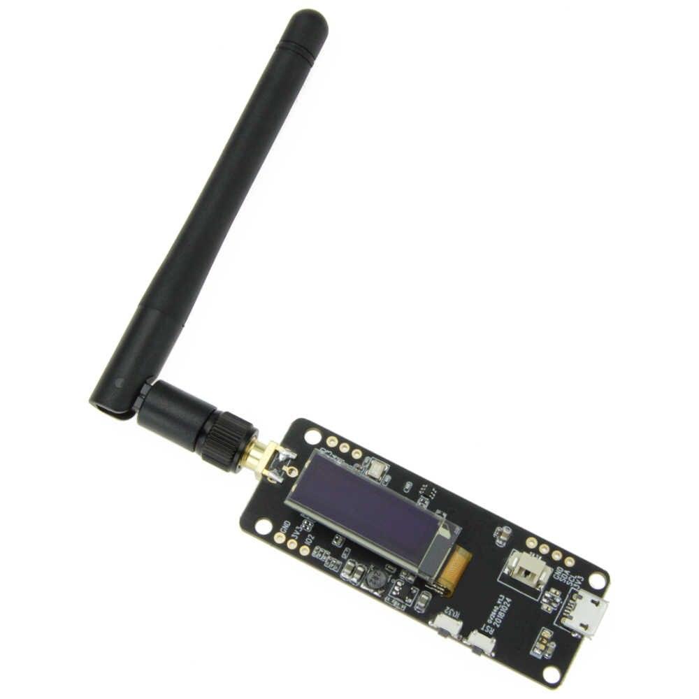 Esp32 מצלמה מודול פיתוח לוח Ov2640 מצלמה Sma Wifi 3Dbi אנטנה 0.91 Oled מצלמה לוח