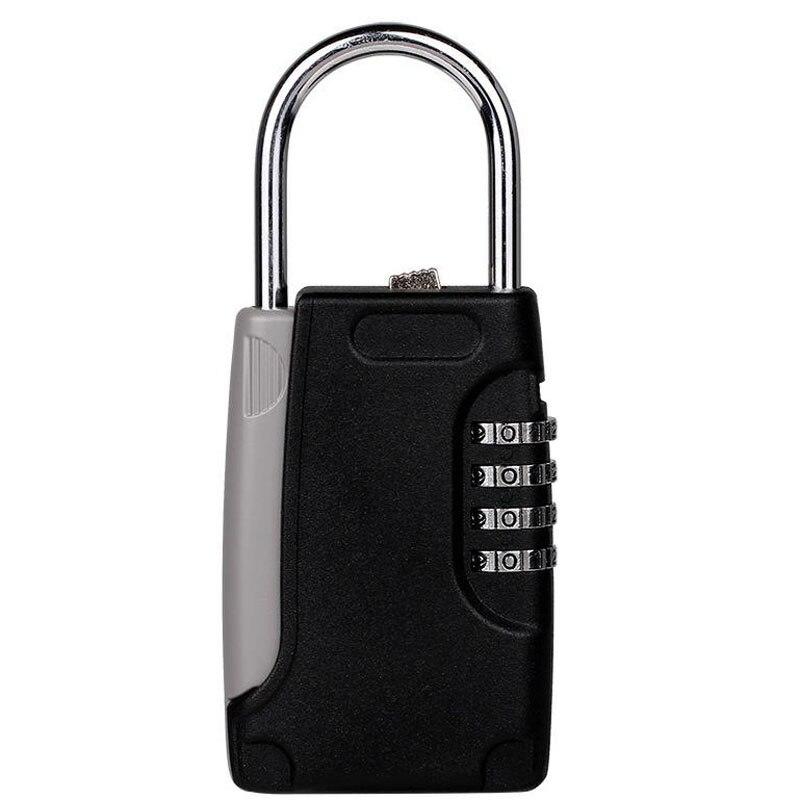 Hanging Safes Box Password Secure Key Storage Box 4 Digital Securite Password Metal Safe Home Office Key Hidden DHZ022