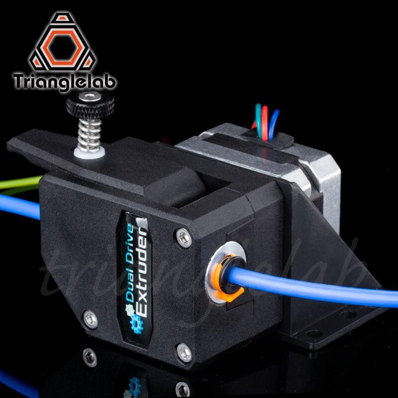 Trianglelab Bowden Extrudeuse BMG extrudeuse Clonés Btech dual drive Extrudeuse pour 3d imprimante Haute performance pour 3D imprimante MK8 - 4