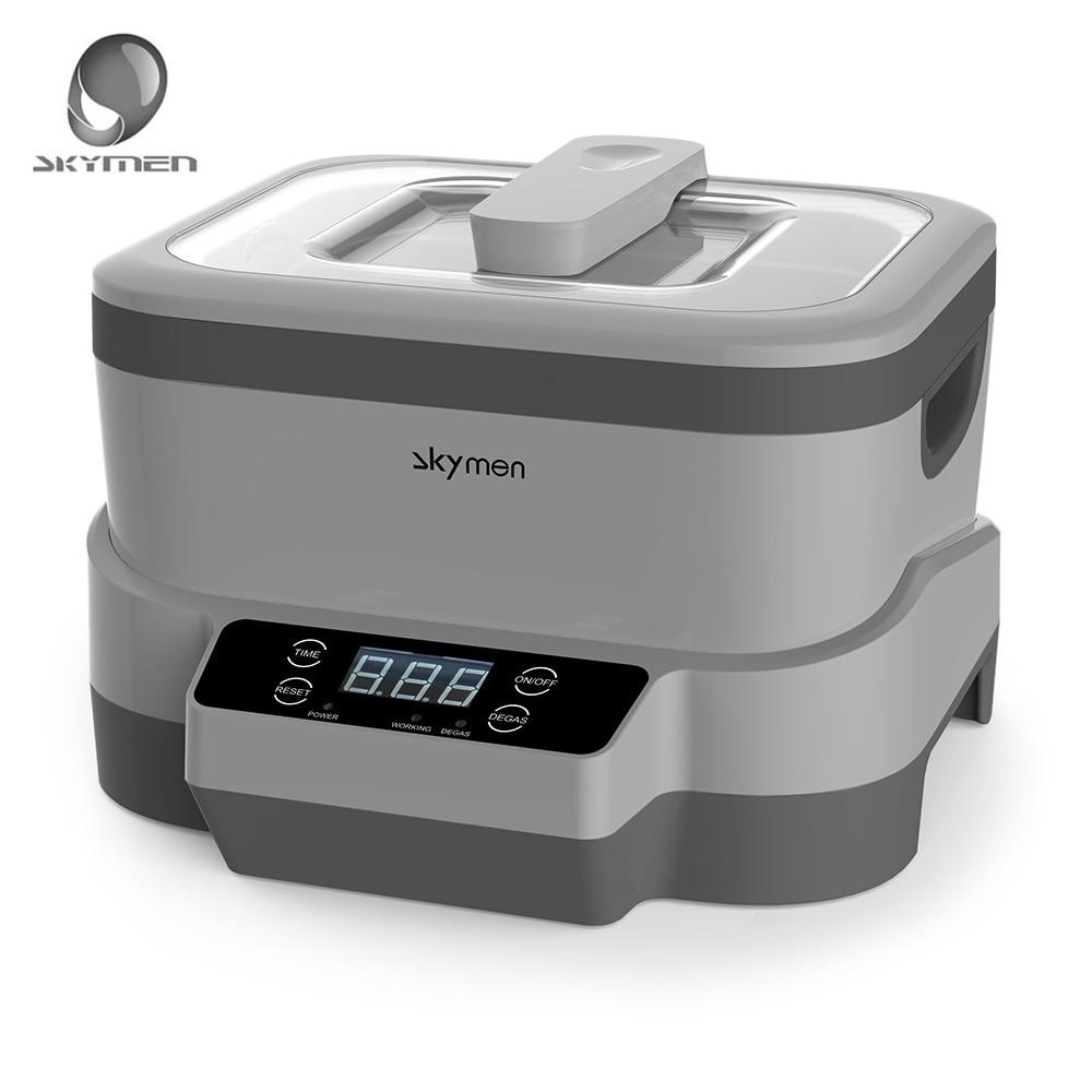 SKYMEN 1.2L 110-240 v Digital Ultraschall Reiniger Ultraschall Bad Reinigung Maschine Sterilisator Reiniger Sterilisieren Desinfektion