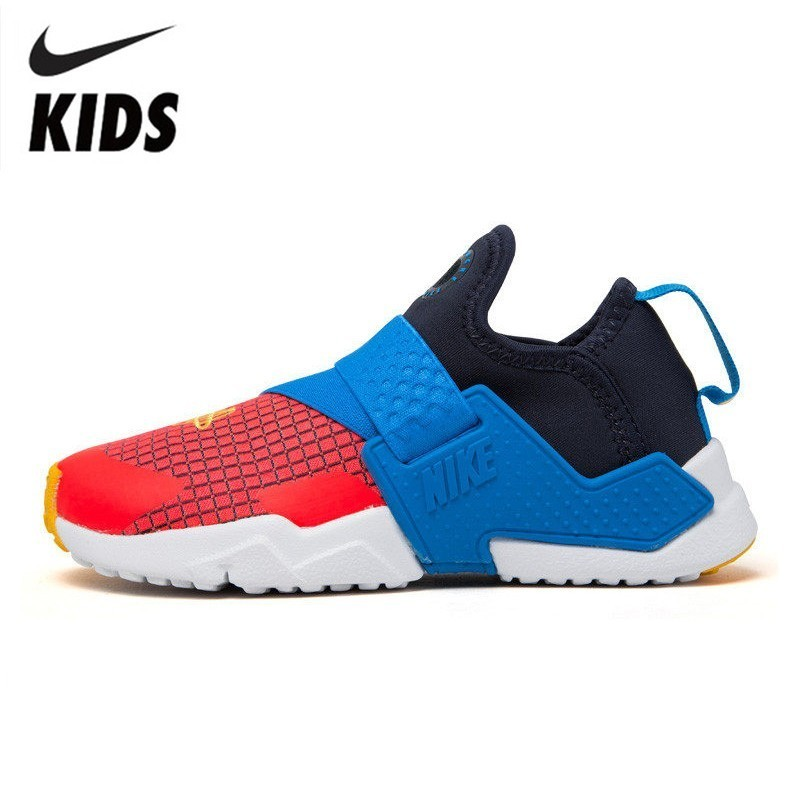 NIKE HUARACHE Kids Original Children Breathable Running Shoes Outdoor Casual Sports Sneakers #BQ7569-400NIKE HUARACHE Kids Original Children Breathable Running Shoes Outdoor Casual Sports Sneakers #BQ7569-400