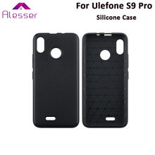 Alesser For Ulefone S9 Pro Silicone Case 5.5'' Soft Protective Back Cover Anti-knock Shell For Ulefone S9 Pro Phone Case
