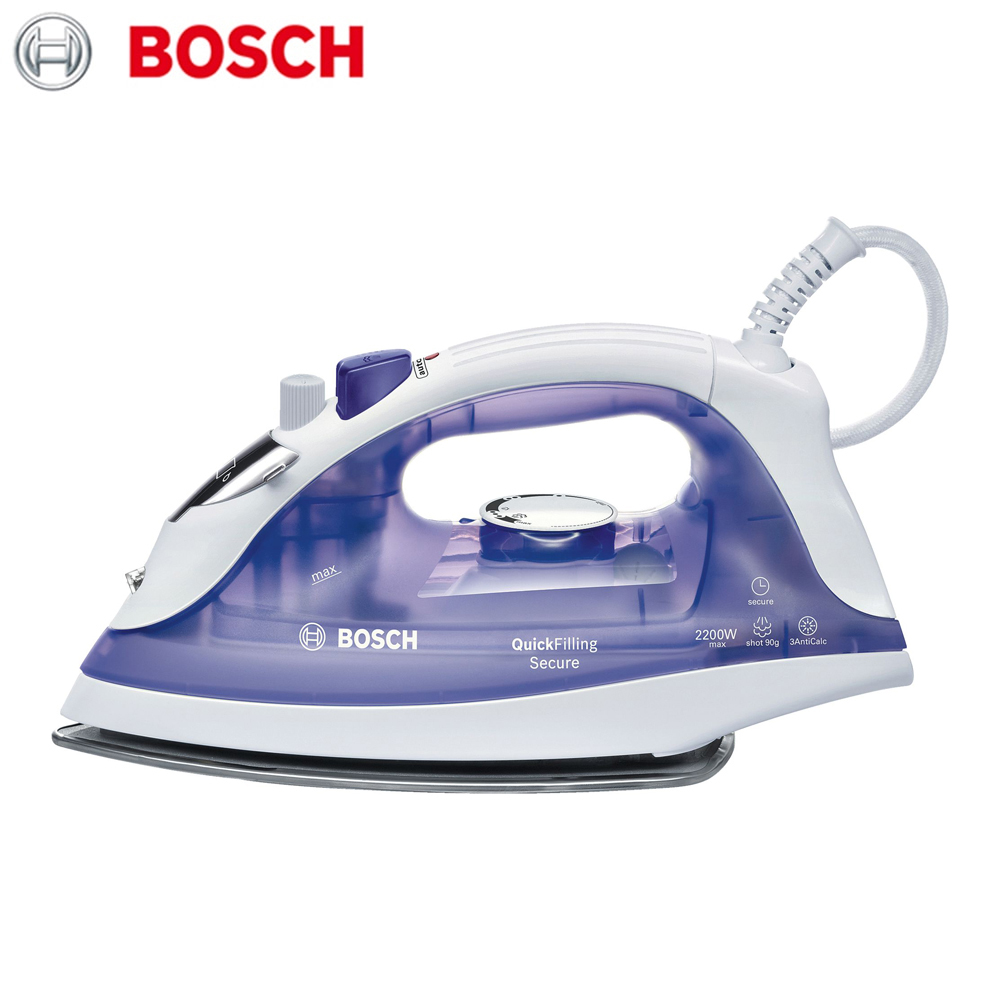 цена на Electric Irons Bosch TDA2377  household appliances laundry steam iron ironing clothes