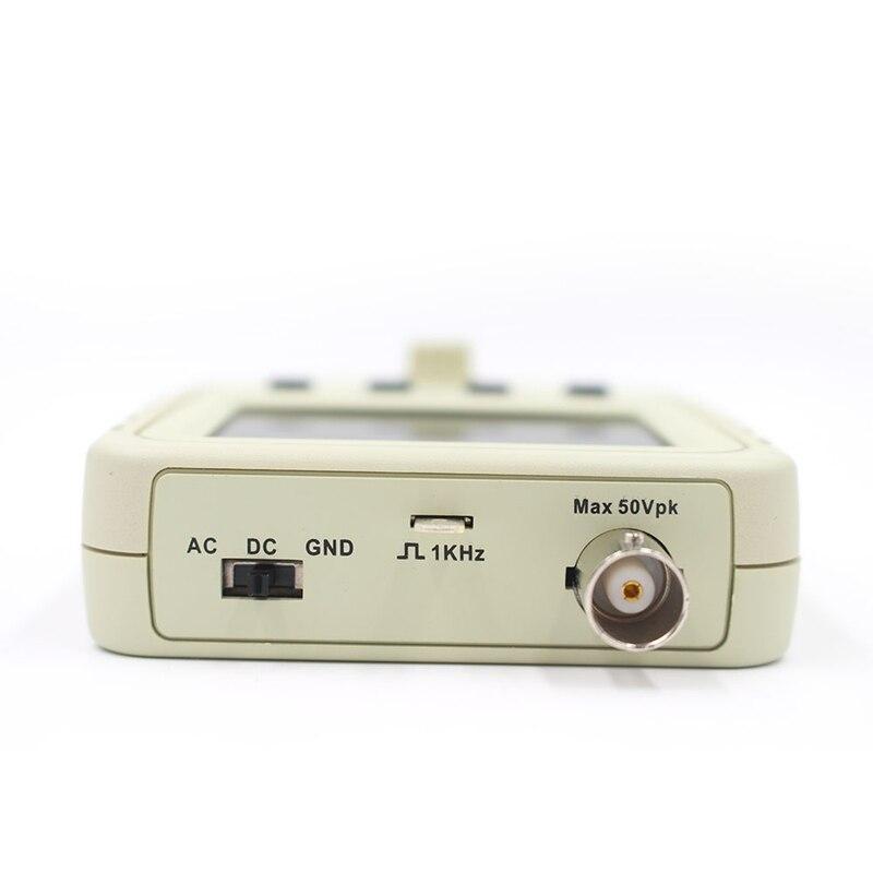 Image 4 - Полностью Собранный оригинальный Tech Ds0150 15001k Dso shell (dso150) Diy цифровой осциллограф комплект с корпусом чехол коробка-in Интегральные схемы from Электронные компоненты и принадлежности on AliExpress